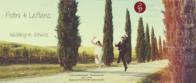 Wedding in Athens Greece | Fotini & Lefteris | by Phosart