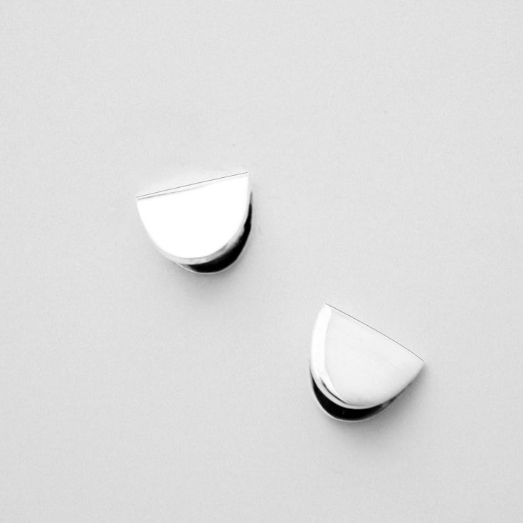 Miss Wee — U Shaped Folded Studs • Available at thebigdesignmarket.com
