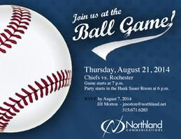 Free Syracuse Chiefs Tickets for 8/21/14 Game!