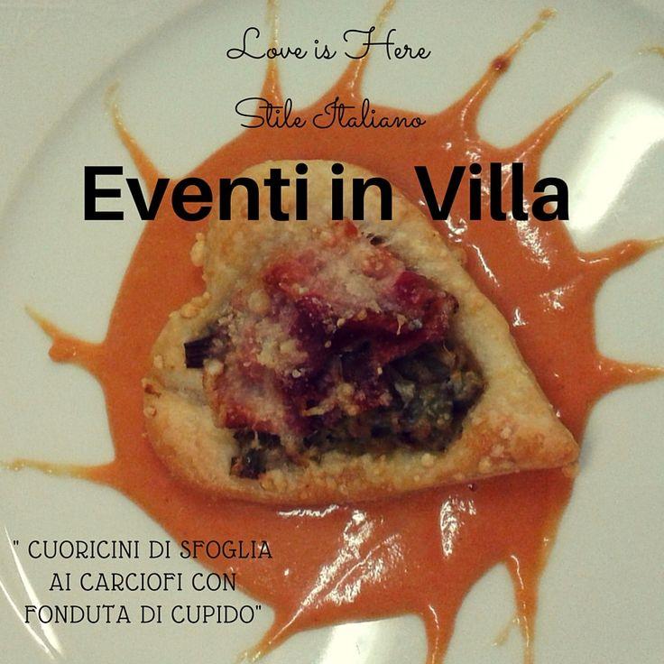 Eventi in Villa.   www.hotelvillasoligo.it