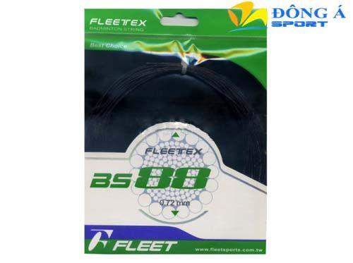 Dây đan vợt cầu lông Fleet BS 88 chính hãng chất lượng, giá rẻ nhất. Thể Thao Đông Á cung cấp các loại dây đan vợt, vợt cầu lông chính hãng, chất lượng cao .