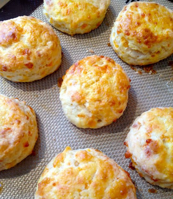 cheddar cheese biscuits  www.asouthern-soul.blogspot.com