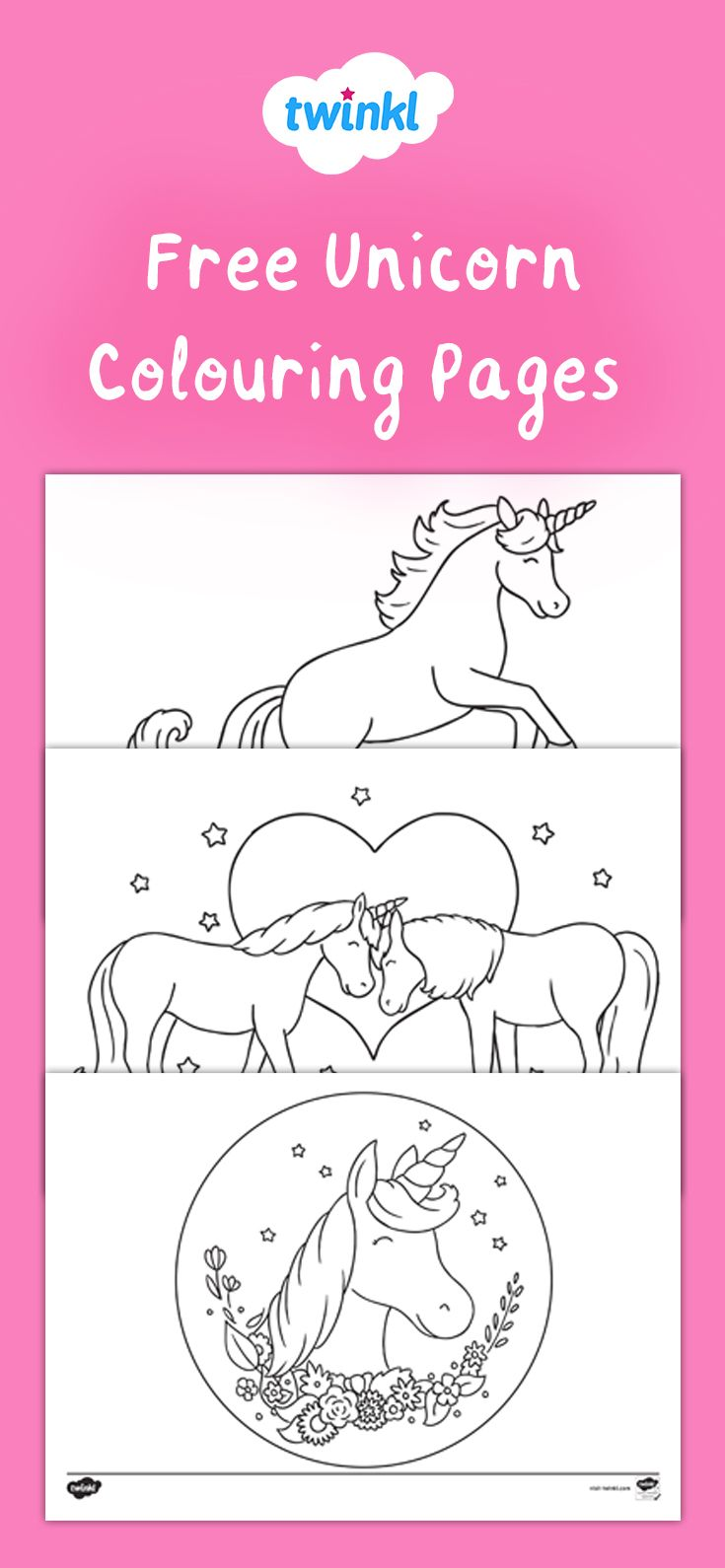 Unicorn Colouring Pages Unicorn Coloring Pages Classroom Art Display Colouring Pages