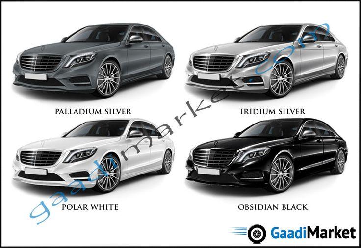 11 best mercedes colour option images on pinterest autos for Mercedes benz s class colours