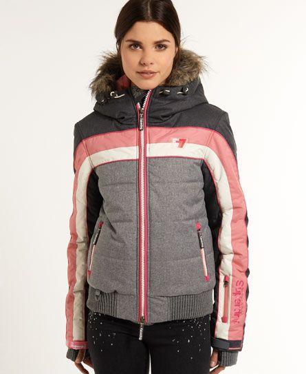 Superdry Polar Ski Puffer Jacket