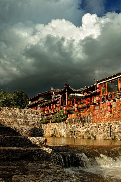 Storm: Yunnan is the most southwestern province in China.