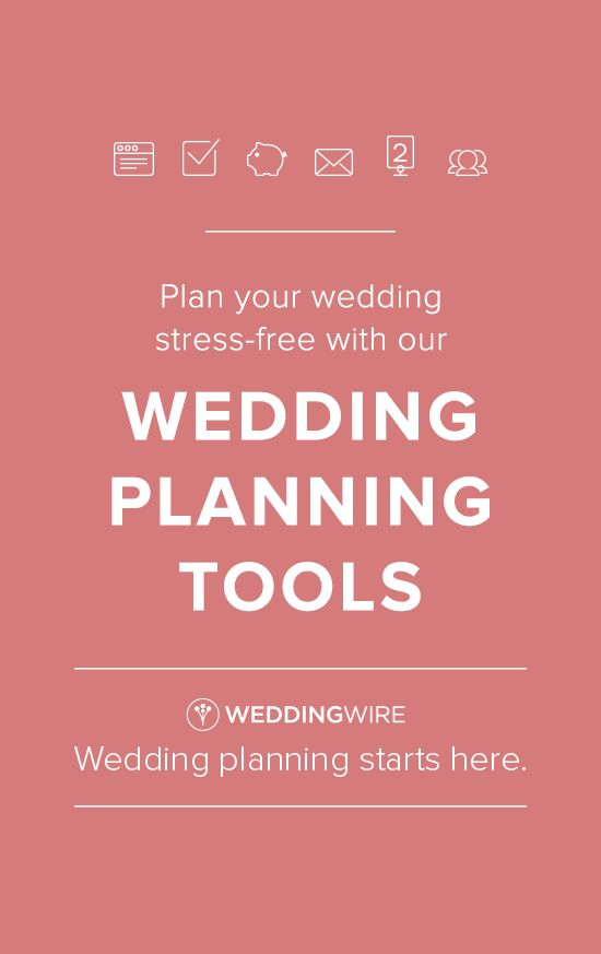 easily organize plan your wedding online with our free planning tools