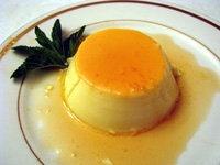 Individual Flan Recipe.  I have alway's wanted to make this so I am trying it today.