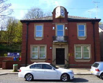 Norden Old Library Rochdale