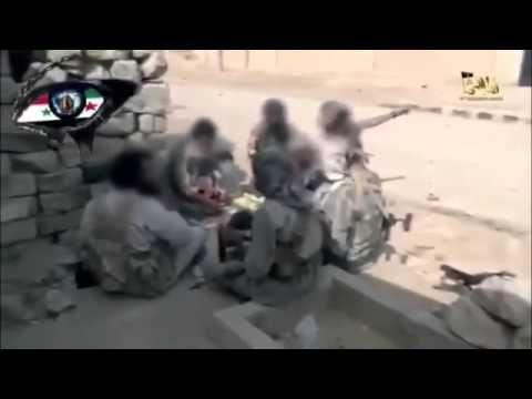 War in IRAQ & Syria 2014 / ISIS fight in Yemen