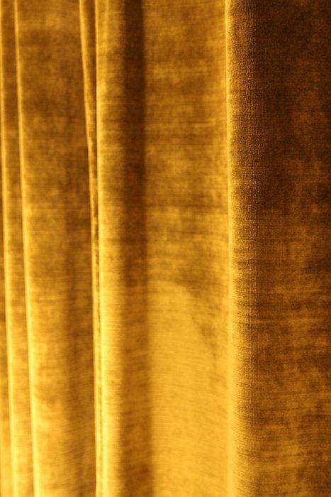 velours jaune