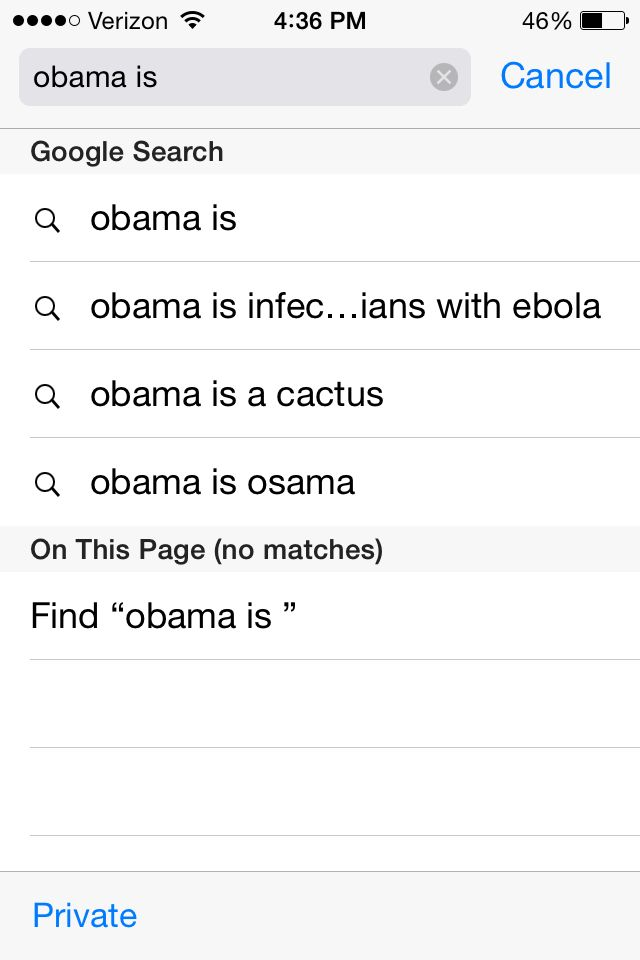 1. Obama is infecting Christians with Ebola 2. Obama is a cactus 3. Obama is Osama  WHY WILL THEY GIVE US THE ANSWERS AMERICA NEEDS!?