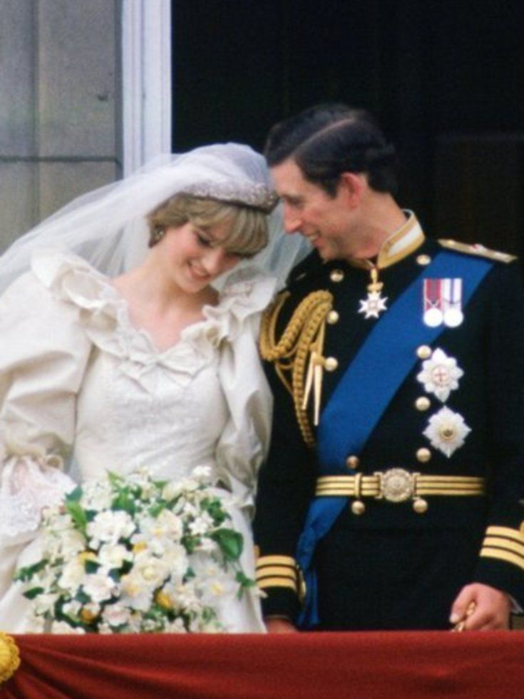 A Look Back On Princess Diana And Prince Charles' Legendary Wedding ~ Thirty-four years ago today, on July 29, 1981, Prince Charles married Lady Diana Spencer at St. Paul's Cathedral in London.  This is my mom & dad's anniversary also.