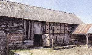Unconverted Barn Hereford Herefordshire