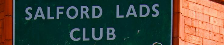 Salford Lad's and Girl's Club Logo