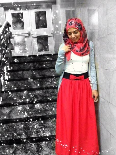 <3 ❤ hijab style