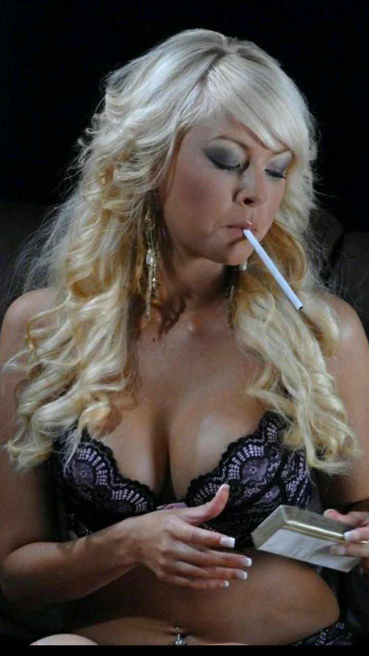 Big Tits Webcam Smoking