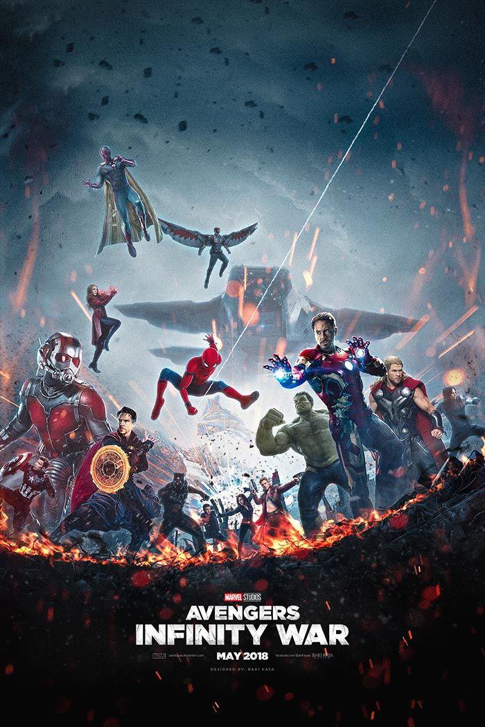descargar avenger infinity war
