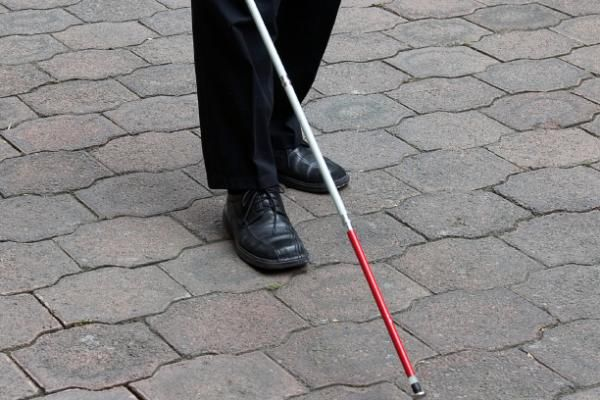 """October 15th is """"White Cane Safety Day"""" which celebrates blind and visually impaired people's achievements in the United States every year. It also reminds people about how the white cane is an important tool in helping the blind and the visually impaired live with greater independence."""