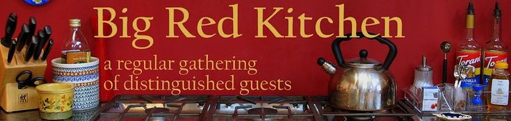 Big Red Kitchen...omg, so many delicious looking recipes on this blog!