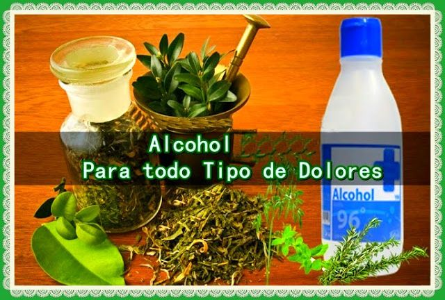Monica Aries: Alcohol Para todo Tipo de Dolores