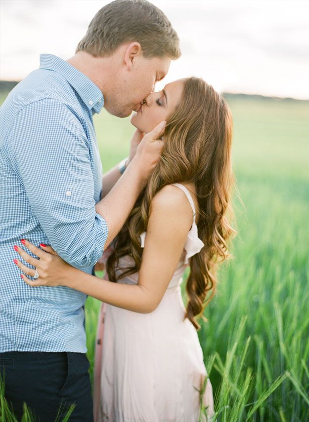 beautiful. :)  engagement photo
