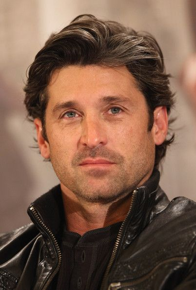 """Patrick+Dempsey 