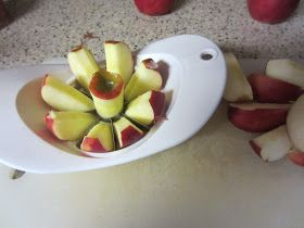 When Janice and I went to Jamesport last Friday, I bought some Jonathan apples. I love cooking with apples especially this time of year. ...