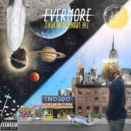 """As The Underachievers get ready to release their latest album """"Evermore: The Art of Duality,"""" next week. Today, they give NPR the green light to stream their entire album for fans to get a early listen."""