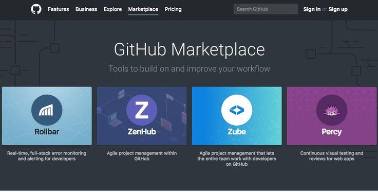Sitio del día: Marketplace, un nuevo lugar de herramientas para desarrolladores