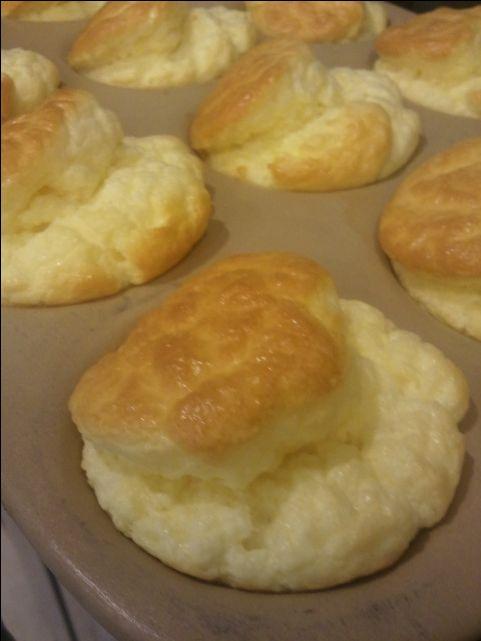 Parmesan biscuits (Gluten Free, Grain Free)