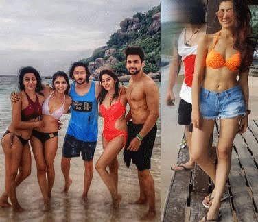 sriti jha\'s bikini avatar is jaw dropping