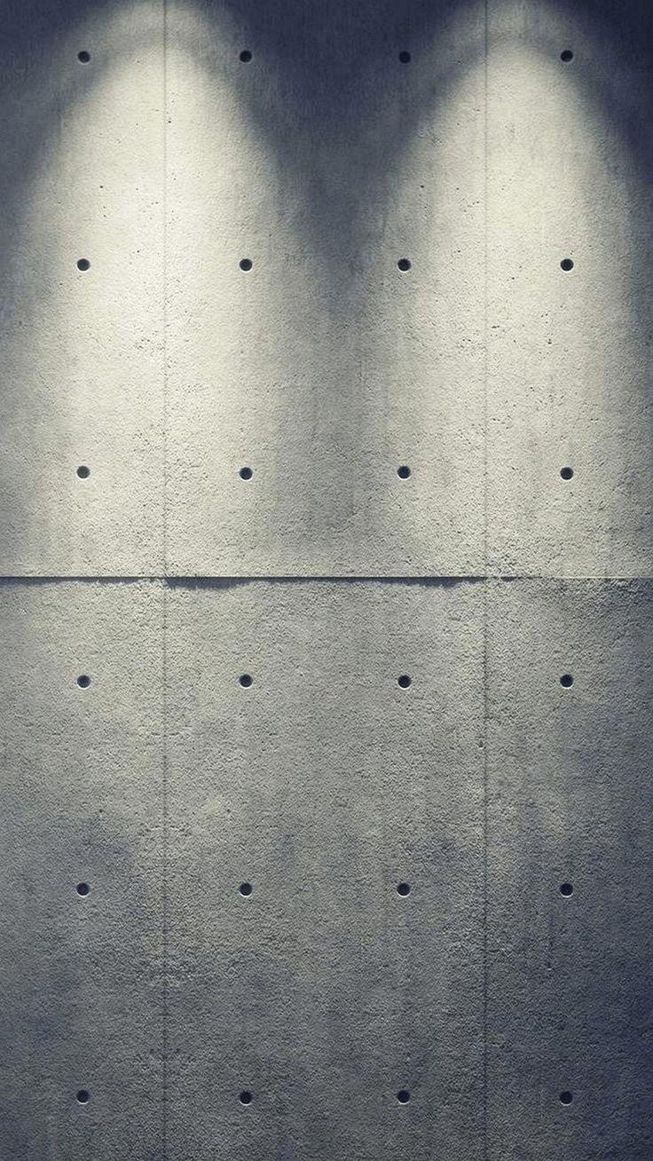 かっこいいコンクリート打ちっぱなしのスマホ壁紙