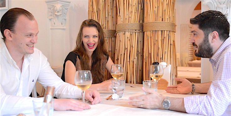 Tandem Gourmet: Charme de la Mer @ Cherhanaua Ancora (video)