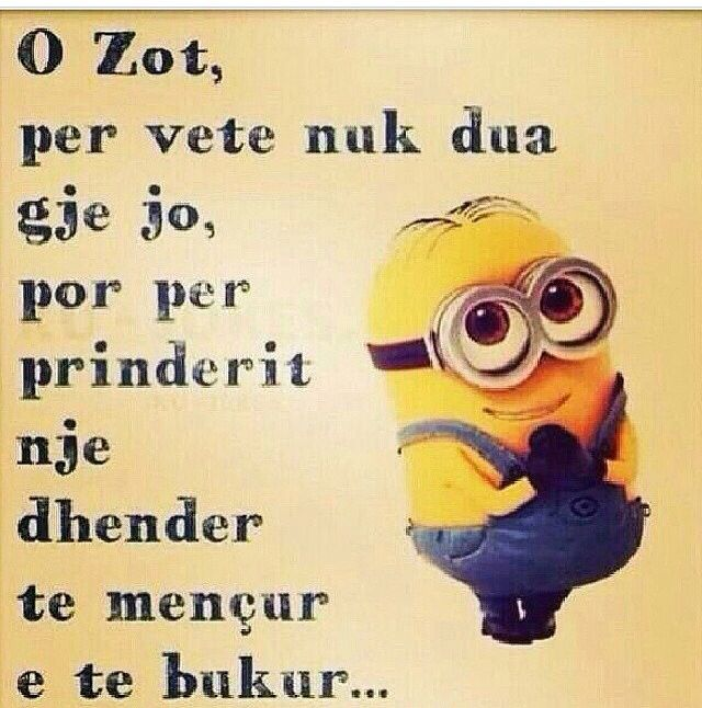 Amen. Albanians.