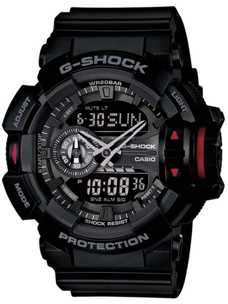 CASIO G-SHOCK | GA-400-1BER