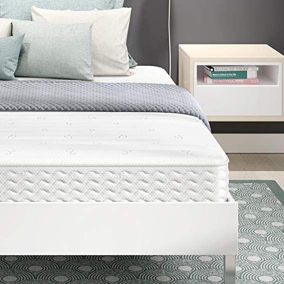 Amazon Com Signature Sleep Mattress 8 Inch Coil Mattress Queen Size Mattresses Kitchen Dining Signature Sleep Top Rated Mattresses Sleep Mattress