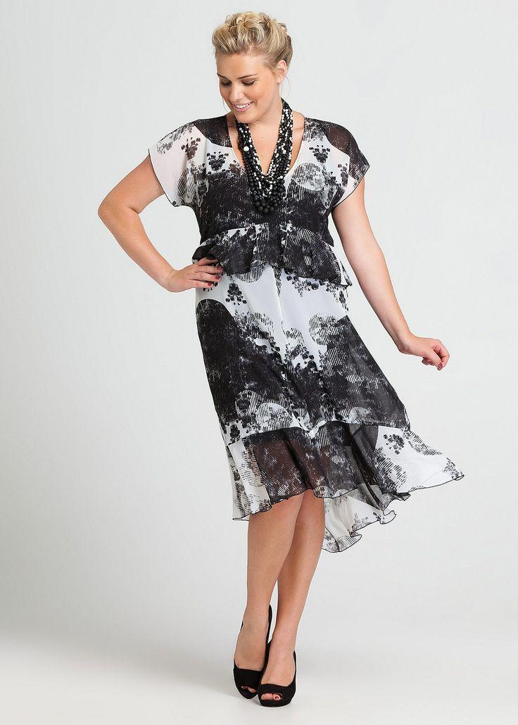 #Eplisse Moonlight Dress #plussize #curvy