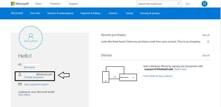 Change your account password in time period to keep your account safe. Here's how you can change your Hotmail password. Steps for your guidance.