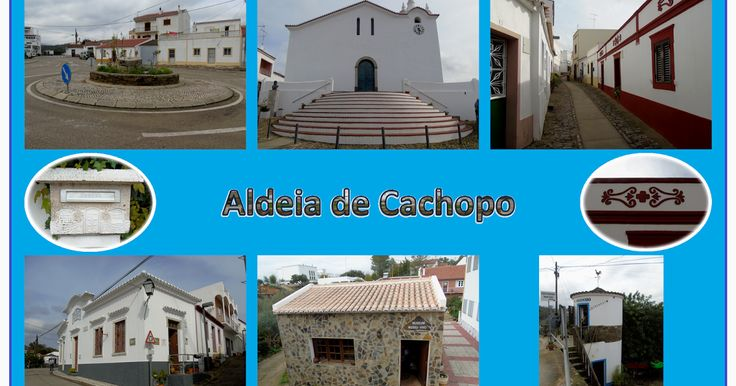 - 2º episódio (16/07/2017) - ALDEIAS RURAIS: -  Alegrete (Portalegre - Alentejo e Ribatejo); CACHOPO (Tavira - Algarve)(vencedora); Casal de S. Simão (Figueiró dos Vinhos); Manhouce (S. Pedro do Sul - Centro); Paderne (Albufeira - Algarve); Sistelo (Arcos de Valdevez - Norte); Faial (Santana – Madeira). - CACHOPO – é uma pequena aldeia do séc. XVI, no concelho de Tavira, na Serra do Caldeirão. É considerada a aldeia mais típica do nordeste algarvio, rica em património histórico e (cont. 2)