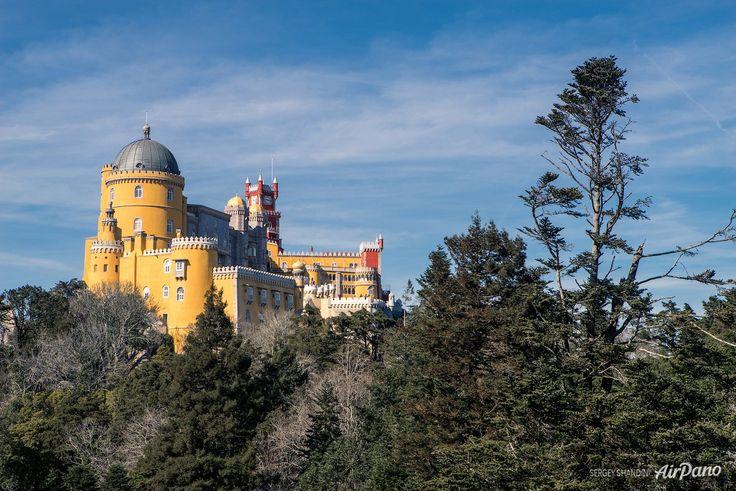 Дворец Пена, Синтра, Португалия.