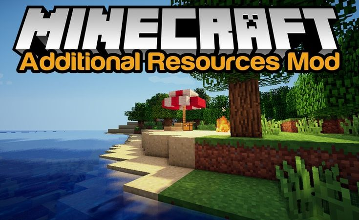 Additional Resources Mod 1.11.2/1.10.2 for Minecraft written by Portablejim helps the players fix the texture error of block in the game without any extra texture pack.  Simply, in the mod that requires the additional...