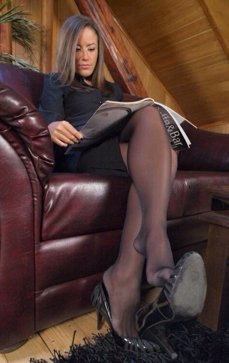 Erotic Worn Nylon Pantyhose Sex Pics 58