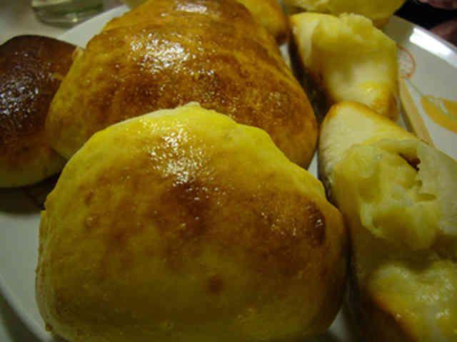 トースターで!クリームパンの画像