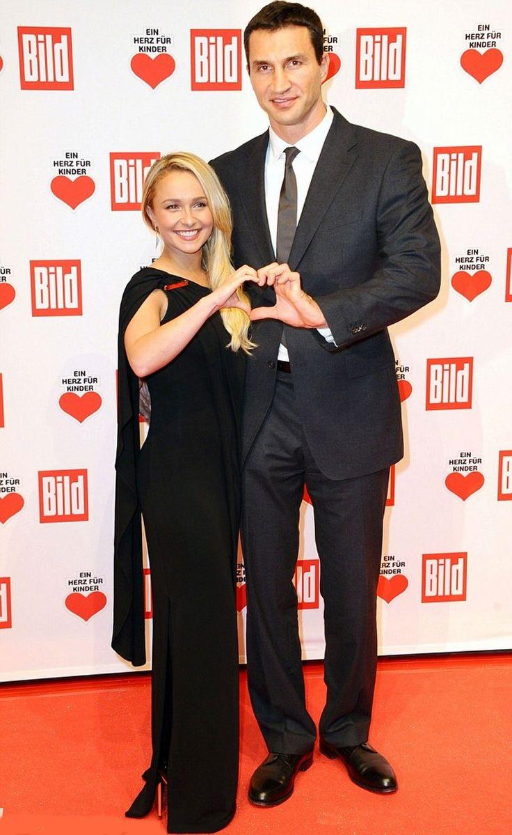 Wladimir Klitschko And Hayden Panettiere Welcome Baby Girl Kaya Evdokia  23 Photos