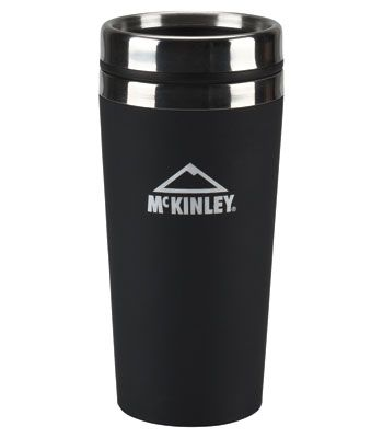 Atmosphere Outdoor Store  McKinley Stainless steel insulated mug  $15.00