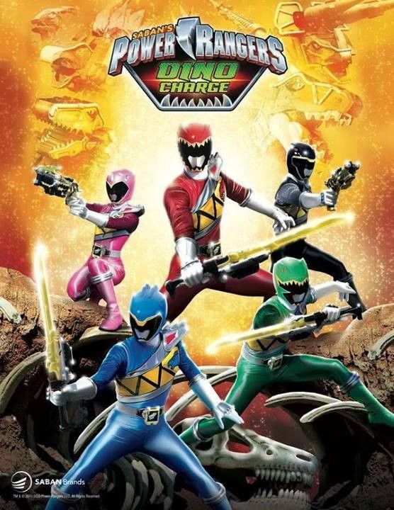 2015,  Dino Charge, the Paragon Prisms were given to a dozen dinosaurs for safe keeping by an alien, but they were lost when asteroids hit the Earth and wiped out the dinos. Now in the present day, an intergalactic bounty hunter starts sniffing around Earth looking for the Prisms in order to harness their power and annihilate the world, so a team of Power Rangers forms to find the Prisms first and fight the bounty hunter and other threats