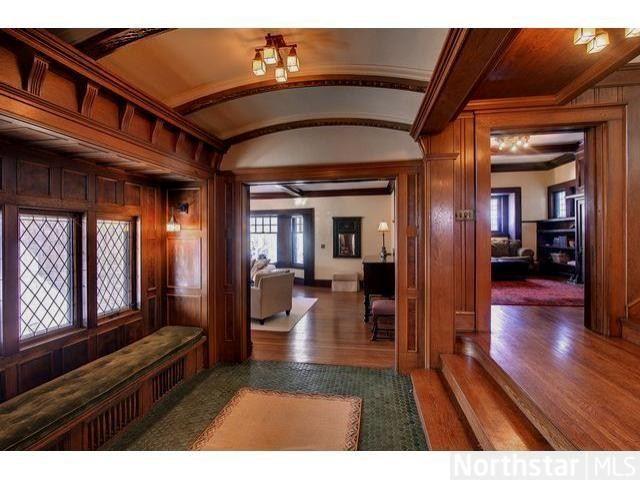 Minneapolis Craftsman · Craftsman InteriorCraftsman Style InteriorsCraftsman  ...