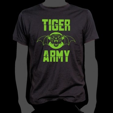TIger Army Never Die   Logo shirts, Mens tops