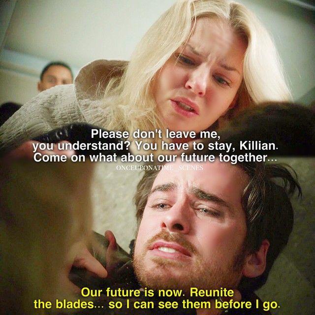 "Killian Jones and Emma Swan - 5 * 9 ""Birth"" #CaptainSwan"